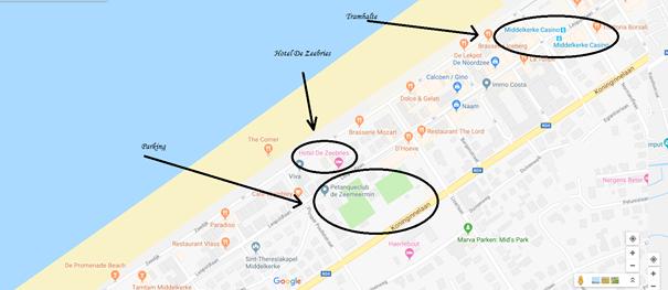 Kaart locatie